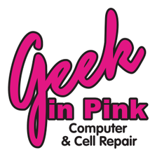 Geek in Pink Computer Repair
