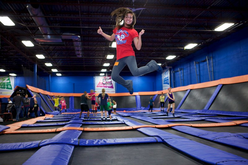 Sky Zone Coupons from PinPoint PERKS