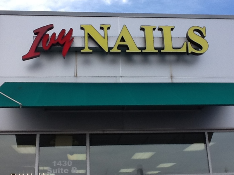 Ivy Nails - Brownsburg Coupons from PinPoint PERKS