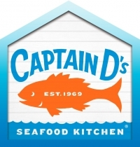 Captain d 39 s seafood kitchen giant fish sandwich only for Captain d s batter dipped fish