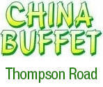 China Buffet - Thompson Road