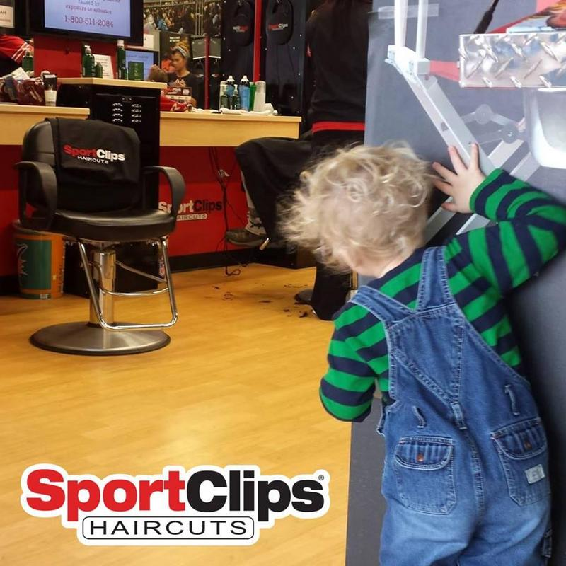 Enjoy Your Sport Clips Haircuts of Fishers @ Olio MVP Experience 2 or 3 times longer Complimentary neck trim. Visit Sport Clips Haircuts of Fishers @ Olio in-between haircuts for a complimentary neck trim Beard Detailing. Stop by Sport Clips Haircuts of Fishers @ Olio even if it's just to get your beard groomed, we can do that.