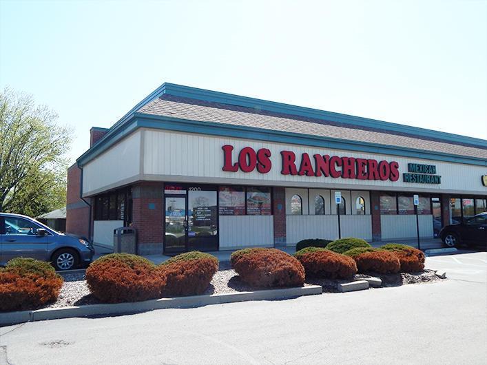 Los Rancheros Mexican Restaurant Menu