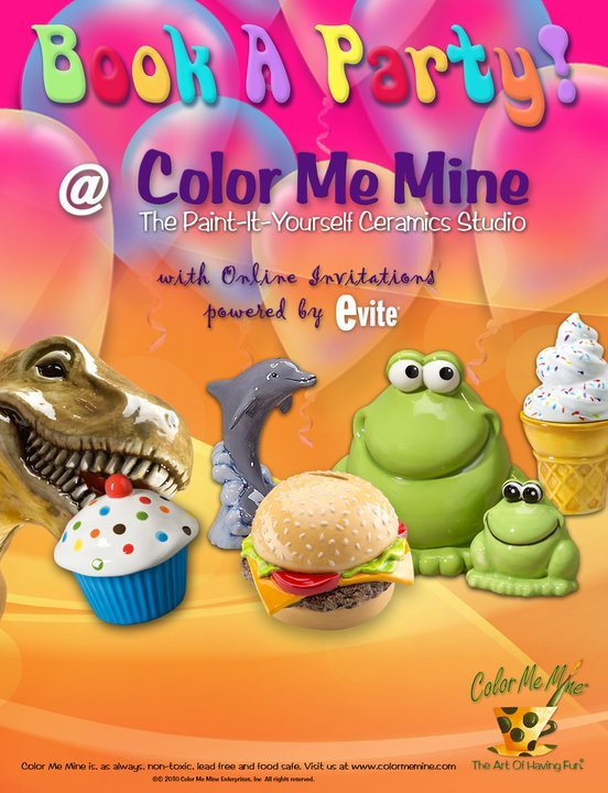 Discount coupons for color me mine
