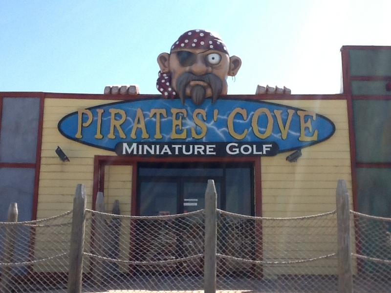 Pirates' Quest Mini-Golf Coupons from PinPoint PERKS