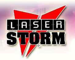 Laser Storm Laser Tag  at Royal Pin Expo